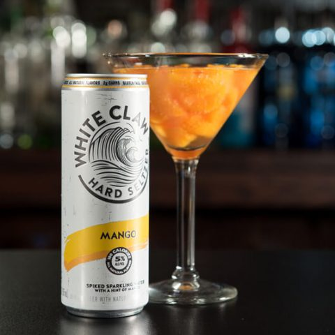 2019 The Exchange White Clawtinis Mandarin Infused With Can